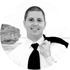 Josh Jacoby, owner of Outflow Marketing in Mesa, Arizona